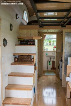 The Pequod is a whale of a tiny house for family of four : TreeHugger