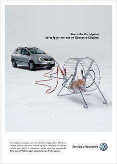 #Volkswagen #printads