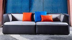 Cayman #grassoler #sofa #2016  DISCOVER IT > www.grassoler.com  #couch #furniture #madewithlove #deco #interiordesign #inspiration #spaces #home #decor #decorideas #trend #interiordesign #design #rooms #pude #cushions #pillows #homesweethome #livingroom #minimalist #room #cozy #tendencia #decoración #inspiración #tucasa #casa
