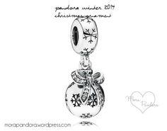 Collection Pandora Hiver Noel 2015 Christmas bientôt disponible sur www.bijoux-et-charms.fr