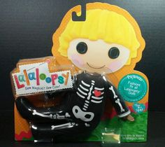 Lalaloopsy Doll Skeleton Pajamas Fashion Pack Day of the Dead Clothes Outfit #Lalaloopsy