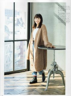 haruka ayase   Tumblr Dramatic Classic, Becoming An Actress, Aiko, Normcore, Actresses, Actors, Lady, Womens Fashion, Outfits