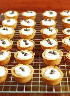 Healthy Cannoli Bites - So authetic and delicious it's hard to believe they actually have a healthy twist.
