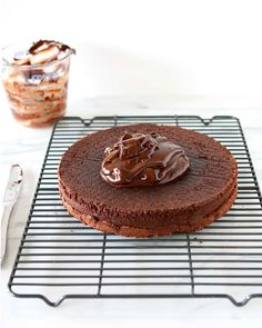 Flourless Chocolate Torte...