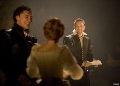 Image Detail for - Tom Hiddleston as Cassio and Ewan Mcgregor as Iago