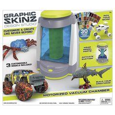 Graphic Skinz Design Studio, Multicolor