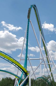New Fury roller coaster coming to Carowinds