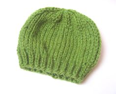 megan E sass handknits: Free Knitting Pattern: Easy Chunky Knit Beanie Hat