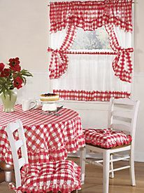 Best 11 Brighten your kitchen with a gorgeous set of kitchen curtains from Blair! Shop embroidered kitchen curtains as well as coordinates to – Page 552465079289317450 – SkillOfKing. Decor, Shabby Chic Living Room, Curtains, Curtain Decor, Kitchen Crafts, Home Decor, Room Decor, Kitchen Curtains, Shabby Chic