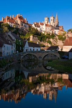 Semur en Auxois (Francia): la ciudad creada por Hércules
