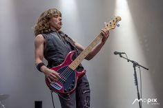 "Kevin Chown playing for Tarja Turunen live at ""Wacken Open Air 2016"" 05/08/2016 #tarja #tarjaturunen #wackenopenair #wacken #wacken2016 PH:  Mariam Osman https://www.flickr.com/photos/143042064@N02/ for Mopix https://www.facebook.com/mopixrocks/home"