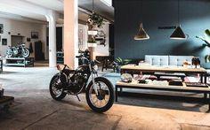 Hookie Co. garage discover #motomood