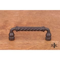 Oil Rubbed Bronze Twisted Pull Rk International Inc Pulls Drawer Cabinet  Hardware U0026 Knob