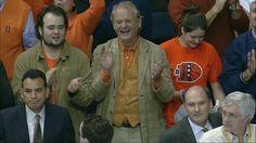 Bill Murray is an Illini fan!