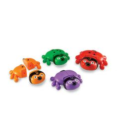 Number Bugs Snap 'n' Learn Set by Learning Resources #zulily #zulilyfinds