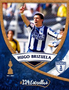 #Cientoveinticuatro estrellas: Hugo Brizuela #ElÚnicoEnMi💙