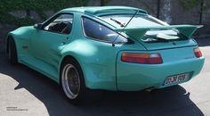 Porsche 928 S4 Ultra by Strosek Design
