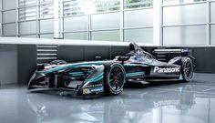 Jaguar unveils I-Type Formula E electric racer
