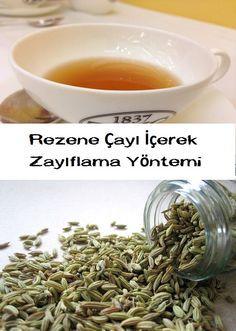 Rezene çayı içerek zayıflama rehberi
