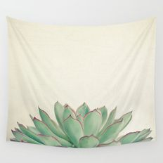 Echeveria Wall Tapestry