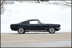1965 Ford Mustang Fastback 289 CI, Dual Quads