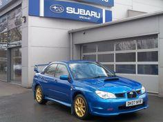 Subaru Impreza WRX STi available at Wolverhampton Subaru on Willenhall