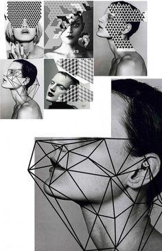 Linien und Punkte