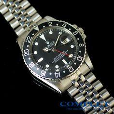 GMT master  REF 1675 54##### 1977y cal.1570 Mexico bracelet 858,000---2016.5.8.
