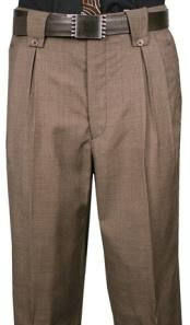 Get Discounts on ID Classic Fit Pleated Front Flap Style Back Pocket Houndstooth Wool fabric Wide Leg Dress Pants Brown Mens Wide Leg Trousers, Mens Slacks, Brown Pants, Hats For Men, Houndstooth, Dress Pants, Style Inspiration, Legs, Pocket