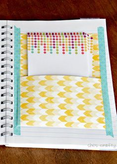 I've been looking for ways to get more organized and finally decided on a planner.   I had pretty specific requirements for sections and p...