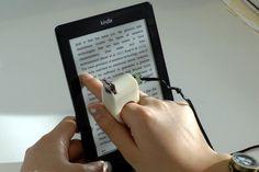 Vem aí a leitura pra cegos sem braille ou gravações em áudio – ESCOLHA VERDE