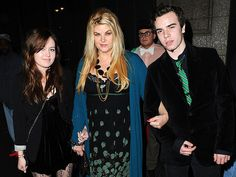 """KIRSTIE ALLEY  Through all her ups and downs, Alley's counted on two very important people: son William True, 19, and daughter Lillie Price, 17, whom she adopted with ex-husband Parker Stevenson. """"They are very protective of me,"""" she told PEOPLE. But she obviously watches out for them, as well. """"My best quality is that I'm a good mother."""""""