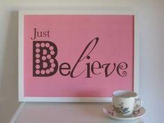 Image of Just Believe