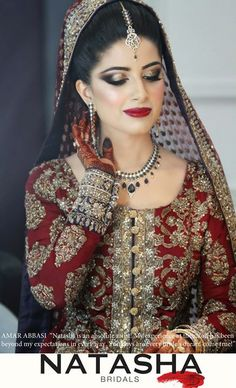 Not a fan of red bridal.. But this looks very nice                                                                                                                            More
