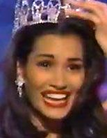 Brooke Mahealani Lee, Miss USA 1997 (Hawaii)...became Miss Universe 1997