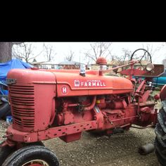 1941 Farmall M Tractor for sale   Cars   Pinterest   Tractor ...