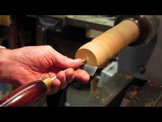 I demonstrate wood turning a cute little wooden mouse. The design credit for this fun, easy wood lathe project goes to some unknown Danish Modern designer fr. Wood Turning Lathe, Wood Turning Projects, Wood Lathe, Woodturning Videos, Woodturning Tools, Youtube Woodturning, Learn Woodworking, Woodworking Skills, Carpentry Skills