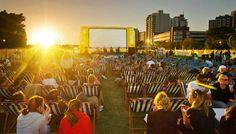Ben & Jerry's Openair Cinemas Returning to Perth