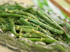 Try this recipe for Green Beans with Lemon Butter from Kimberly's Simply Southern featured on GAC!