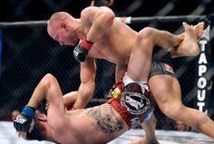 UFC 158: Georges St-Pierre vs Nick Diaz combat complet (vidéo) - TVQC | TVQC