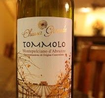 2009 Chiusa Grande Montepulciano d'Abruzzo Tommolo – An Organic Red Wine That Aims to Please - $6 @TJ's