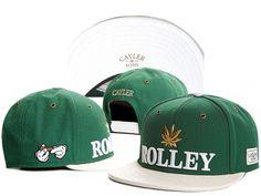 6fa6e5dfe9e CAYLER SONS Rolley Snapbacks Hats Green 200. Baseballcapsoh · Cayler   Sons  Snapbacks Hats