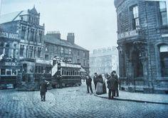 Burnley, Preston, Coast, Street View, History, Historia