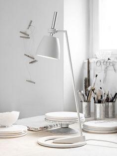 Light Years, Takeru table lamp / www.lightyears.dk