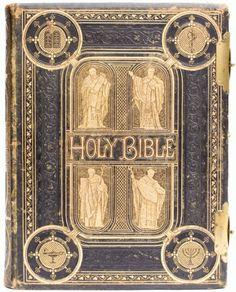 Rare Bibles at Mack Library: Home