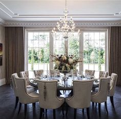 I want this dinning room !!!