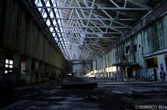 Abandoned Paper Factory V. - Italy