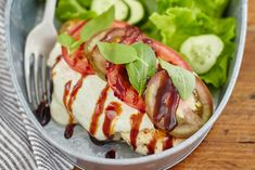 Recipe: Caprese Chicken — Recipes from The Kitchn
