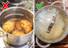 8 sai lầm nấu ăn mà nhiều bà nội trợ thường mắc phải Mac, Ethnic Recipes, Herd, Kitchen, Potato Soup, Potato Fry, Marinate Meat, Roast, Culinary Arts