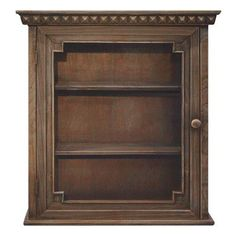 """MCSIndustries Architectural 22"""" x 24"""" Wall Mounted Cabinet Finish:"""